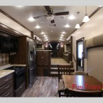 Forest River Cardinal 3800FL Fifth Wheel Interior