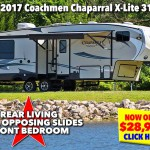 Coachmen Chaparral Xlite 31RLS Sale