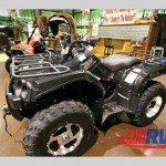 Hisun Motors ATV