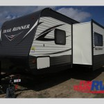 Heartland Trail Runner Bunkhouse Travel Trailer