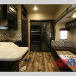 Palomino Puma Unleashed 5th Wheel Toy Hauler Interior