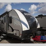 Crossroads Sunset Trail Ultra-Lite Travel Trailer
