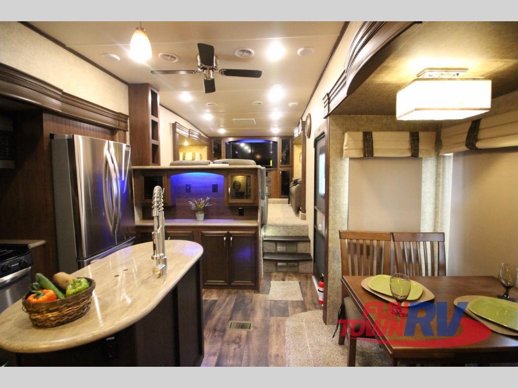 Forest River Living Room Forward