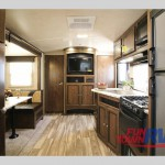 Cruiser MPG Travel Trailer Interior