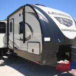 Prime Time Lacrosse Travel Trailer