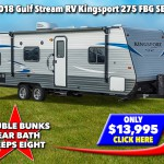 Gulf Stream Kingsport Travel Trailers