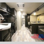 Fun Finder XTREME Lite Travel Trailer Interior
