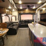 Heartland Big Country 3850MB Fifth Wheel Living Area