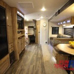 Coachmen Freedom Express Travel Trailer Interior