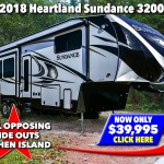Heartland Sundance 3200MVP Fifth Wheel