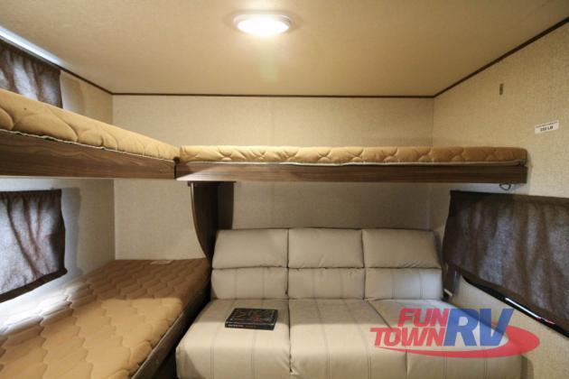Coachmen Apex Ultra-Lite Travel Trailer Bunkhouse