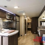 Coachmen Apex Ultra-Lite Travel Trailer Interior
