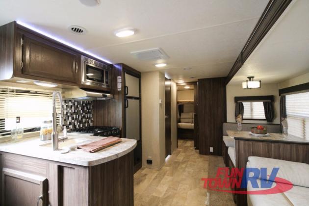 Coachmen Apex Ultra-Lite Travel Trailer Interior