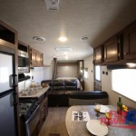 Heartland Trail Runner 25JM Travel Trailer Interior