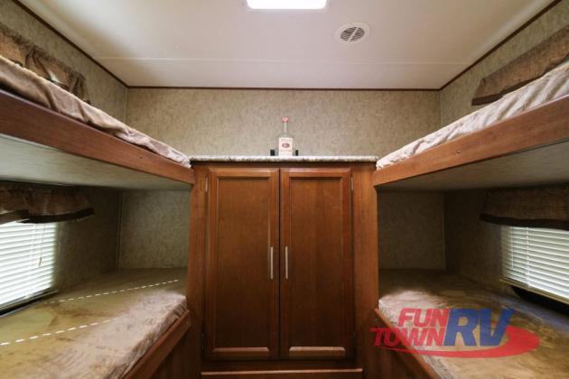 Prime Time Avenger Travel Trailer Bunkhouse
