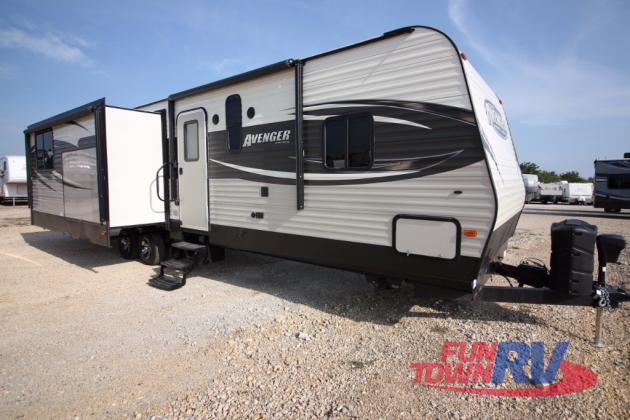 Prime Time Avenger Travel Trailer