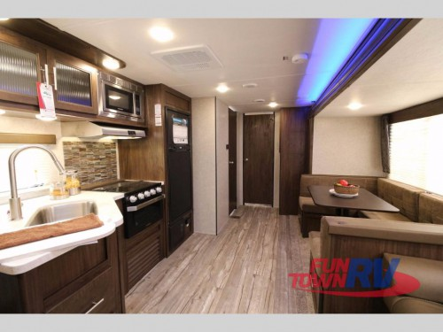 Forest River Cherokee 304BS Travel Trailer Interior
