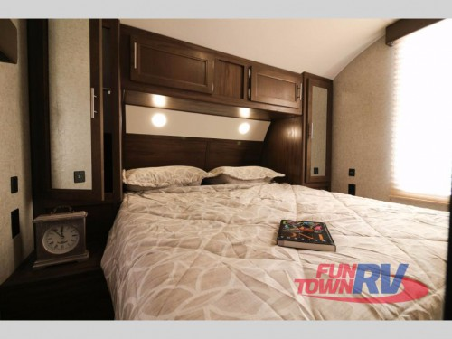 Forest River Cherokee 304BS Travel Trailer Bedroom