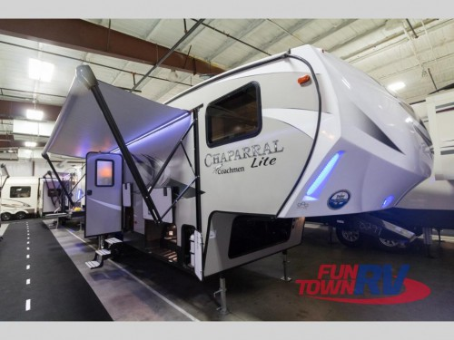 Coachmen Chaparral Lite 295BHS Fifth Wheel