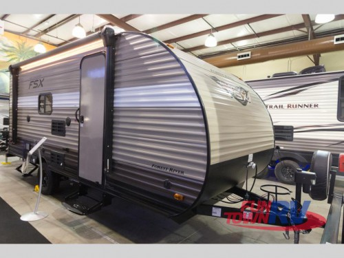 Forest River Wildwood 197BH Travel Trailer