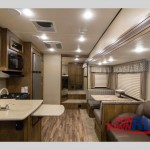 Coachmen Chaparral Lite 295BHS Fifth Wheel Interior