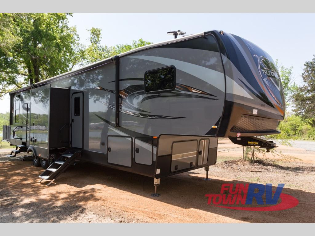 2018 Forest River RV XLR Thunderbolt 413AMP