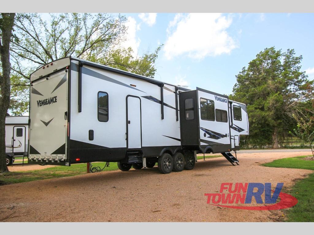 New 2019 Forest River RV Vengeance 388V16
