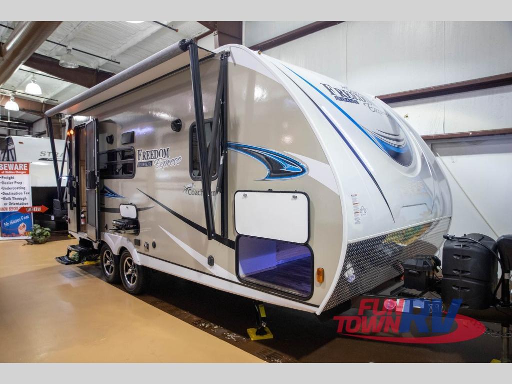 New 2019 Coachmen RV Freedom Express Ultra Lite 192RBS