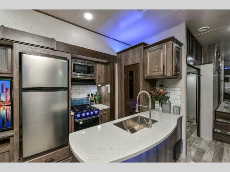 heartland milestone kitchen