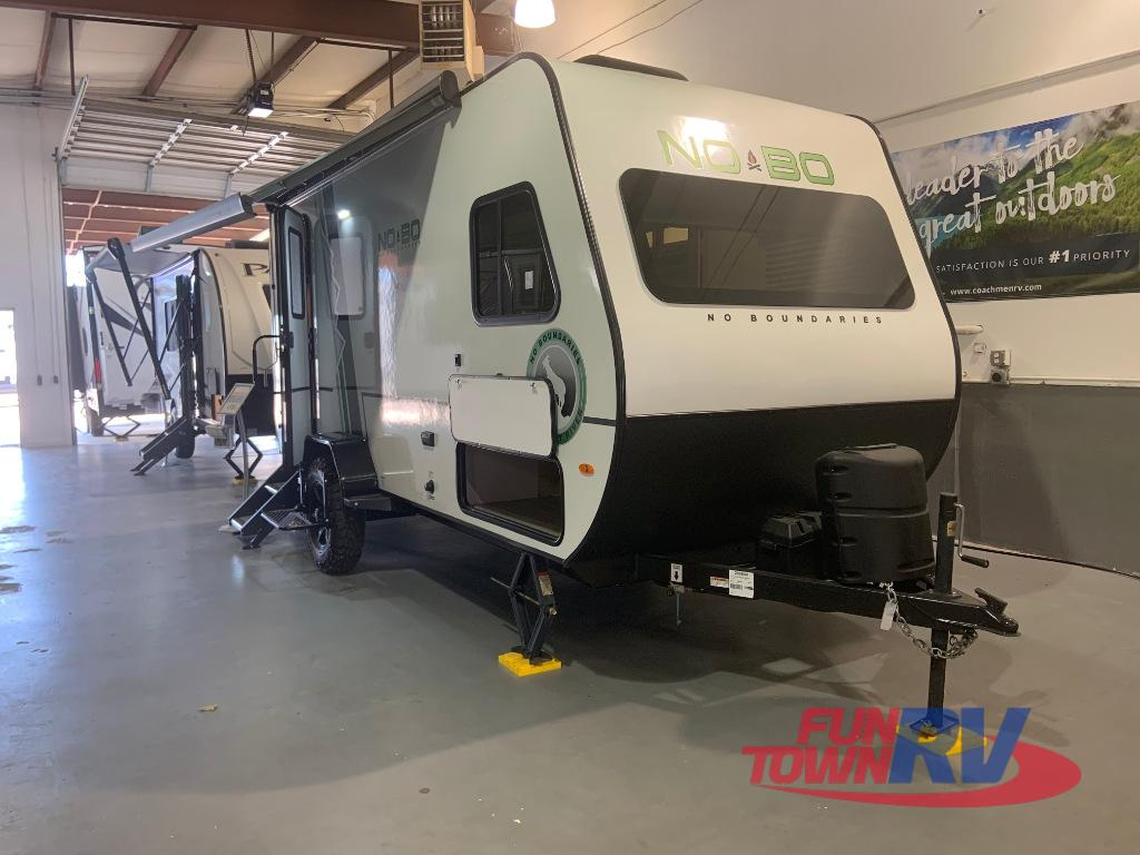 2019 Forest River RV No Boundaries NB16.7