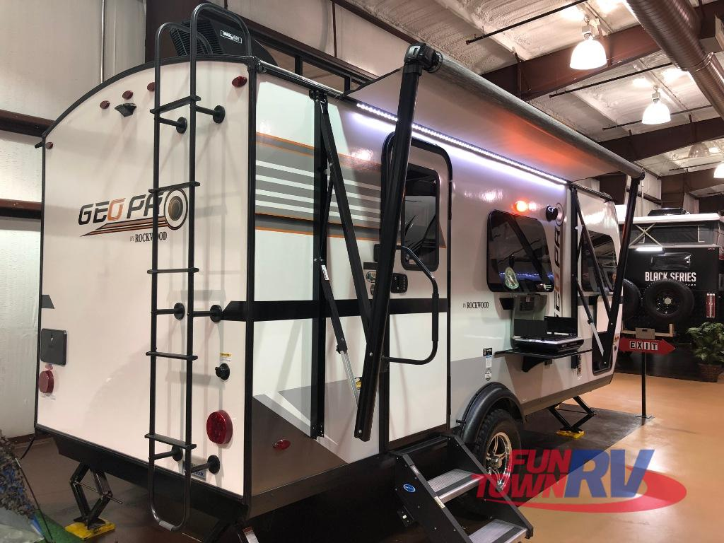 New 2020 Forest River RV Rockwood GEO Pro 19QB  Buy This RV