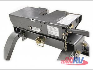 Husky Fifth Wheel Trailer Hitch; W Series; 16000 Pound Weight Carrying Capacity  Buy This RV  Value Your Trade  Contact Sales HUSKY, RUGGED IS STANDARD EQUIPMENT