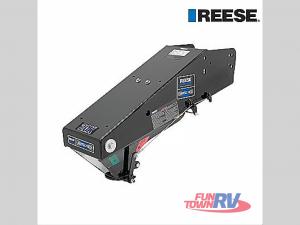 Reese goose box coupler