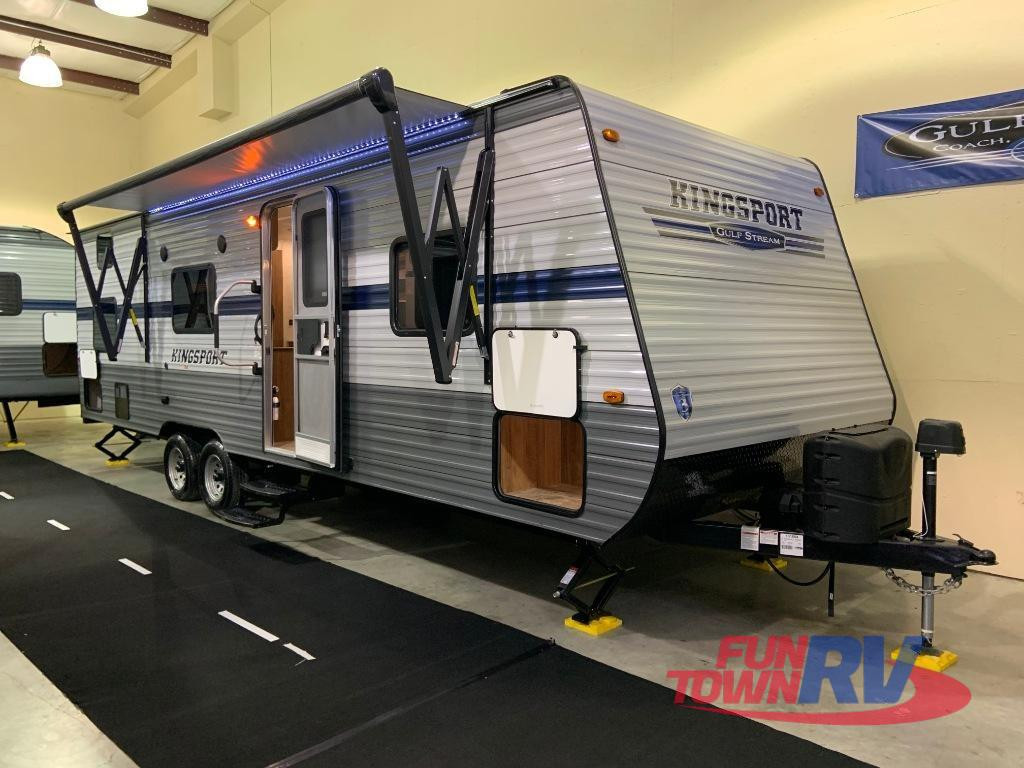 New 2020 Gulf Stream RV Kingsport 275FBG SE Series