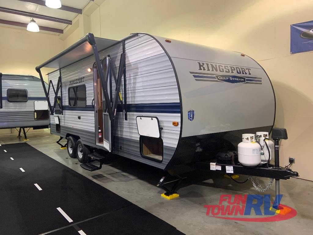 New 2020 Gulf Stream RV Kingsport 248BH
