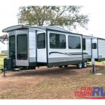 New 2020 Forest River RV Wildwood DLX 353FLFB