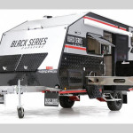 black series travel trailer