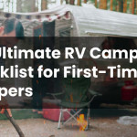 The Ultimate RV Camping Checklist for First-Time Campers