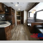 Heartland Trail Runner 27FQBS Travel Trailer Bunkhouse