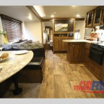 Forest River Wildwood X-Lite Travel Trailer Interior