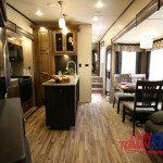 Coachmen Chaparral Fifth Wheel Interior