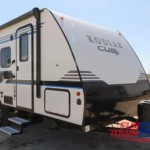 Dutchmen Kodiak Cub 176RD Rear Dinette Travel Trailer