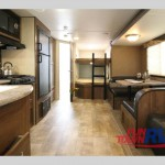 Kingsport Ultra-Lite 268BH Travel Trailer Interior