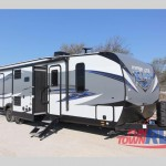 XLR Hyper Lite Travel Trailer Toy Hauler