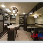 Kodiak Travel Trailer Interior