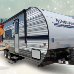 santa savers 2020 Gulf Stream RV Kingsport Ultra Lite 248BH