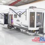 2021 CrossRoads RV Hampton HP374BAR