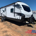 Astoria travel trailer