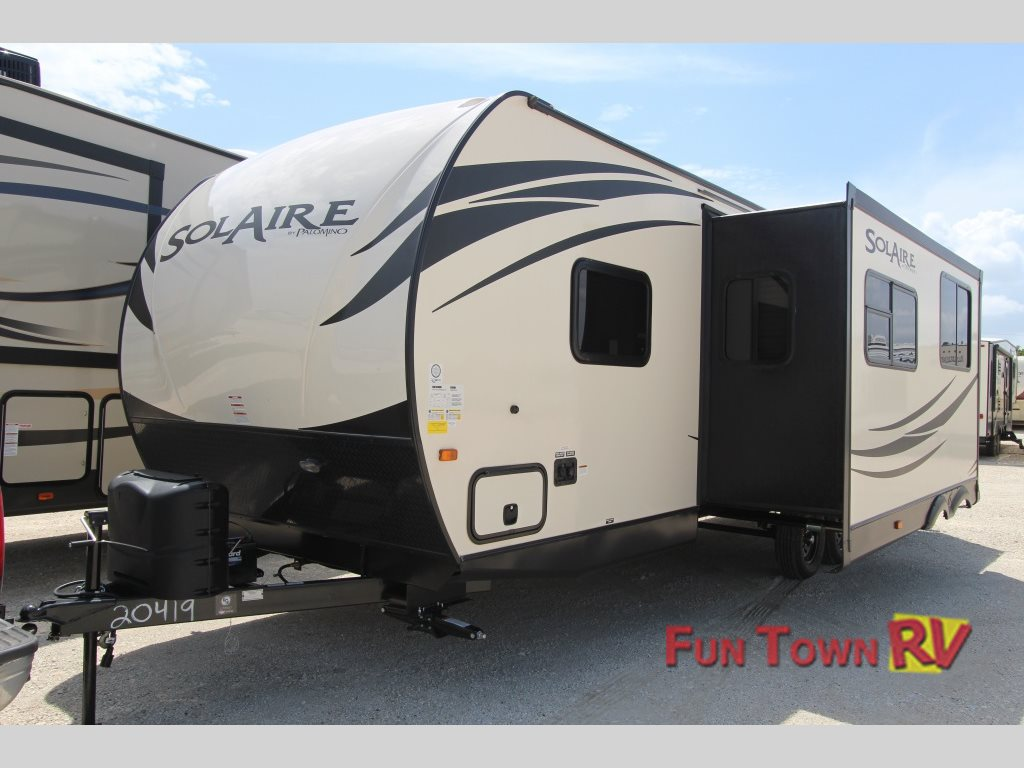 Ultra Lite Travel Trailers For Sale In Texas