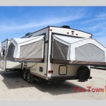 Forest River Rockwood Roo Expandable Travel Trailer